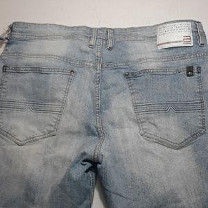 Buffalo David Bitton Evan-x Basic denim shorts